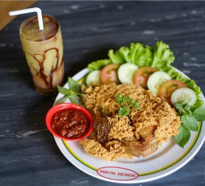 Ayam Goreng Mbok Berek