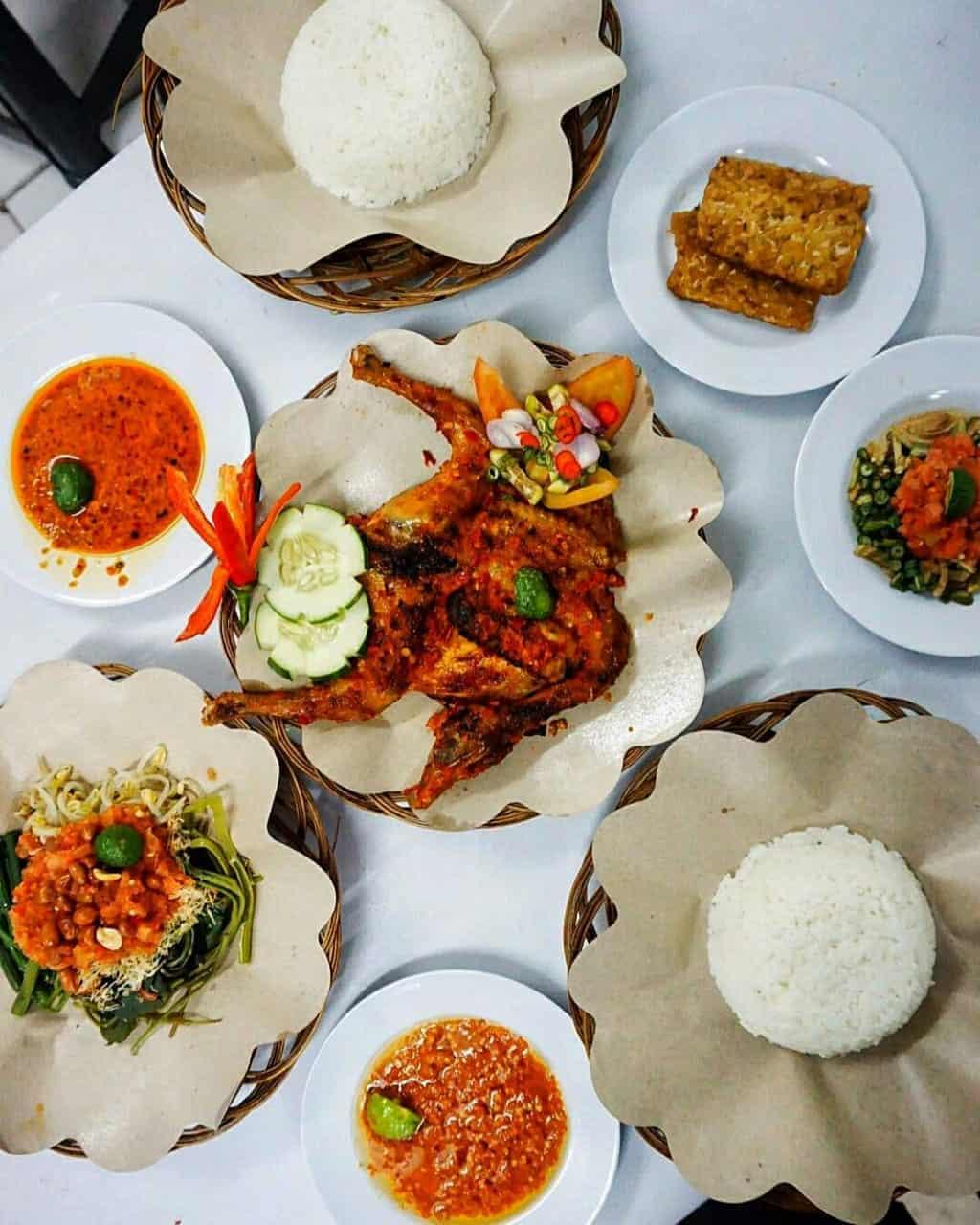 Ayam Taliwang Papin