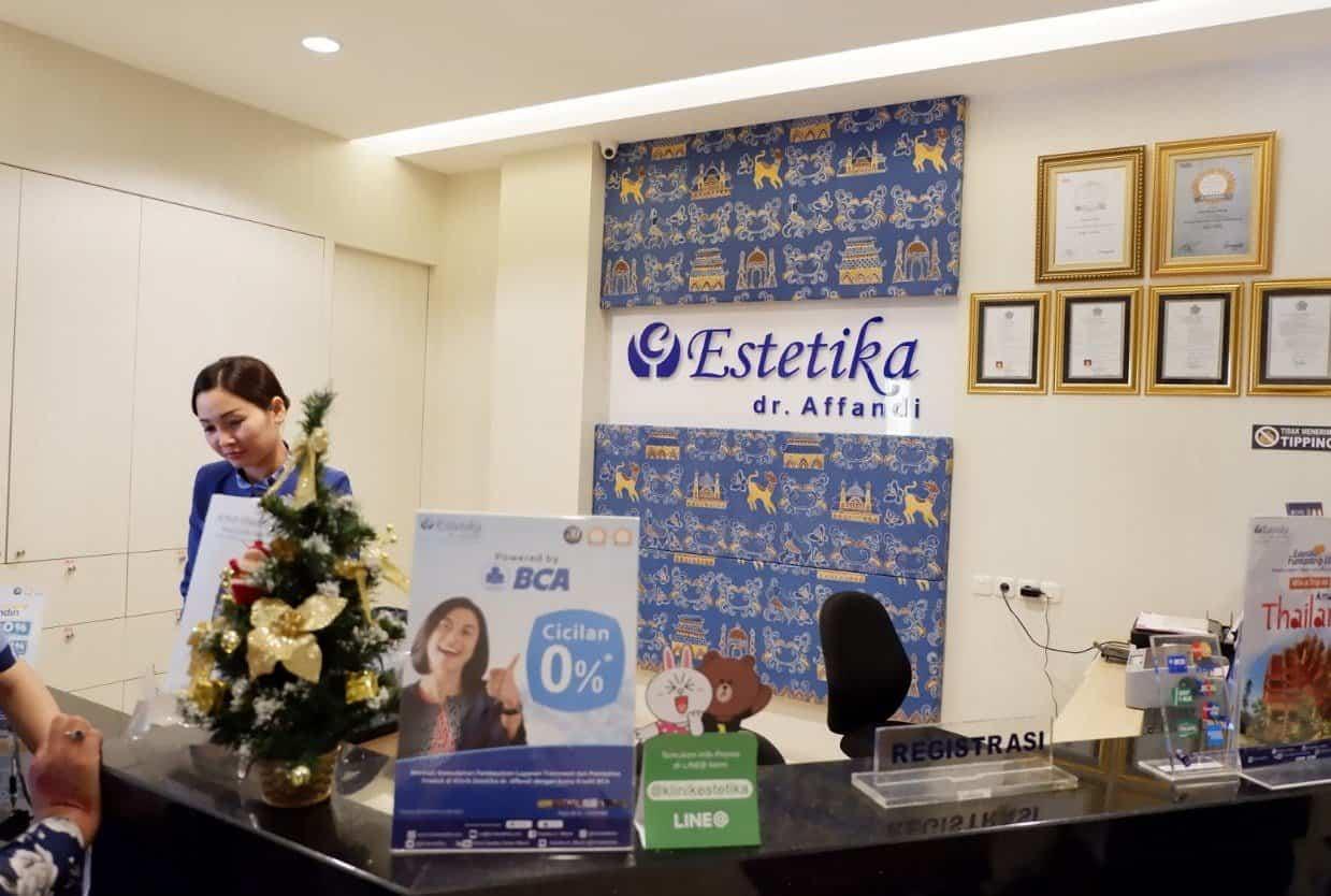 Klinik Estetika dr Affandi Yogyakarta