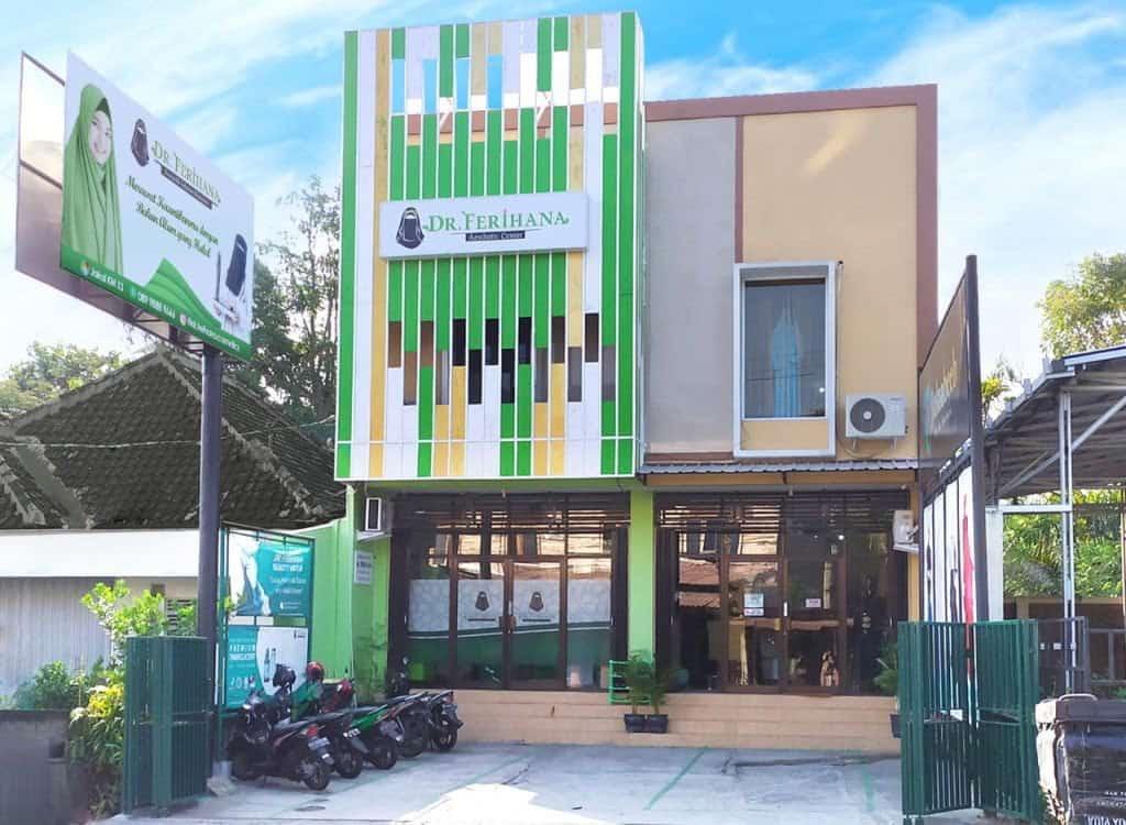 dr Ferihana Beauty House Jakal