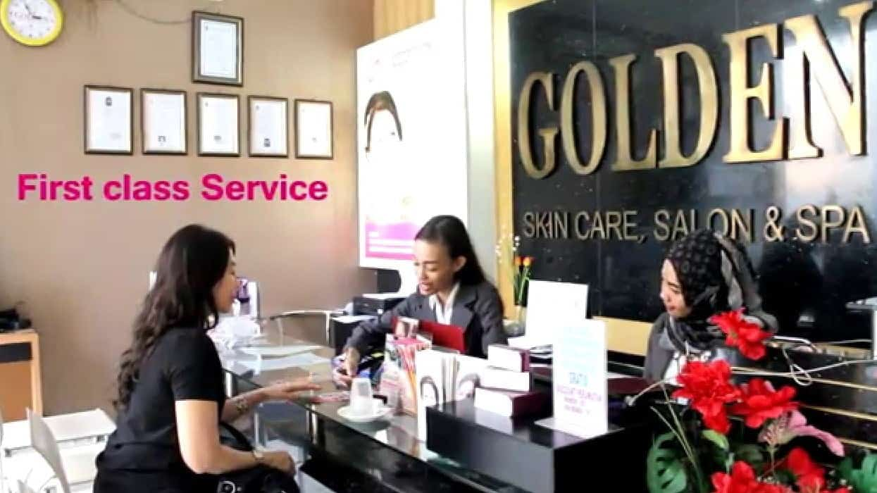 Golden Skin Care, Salon, and Spa