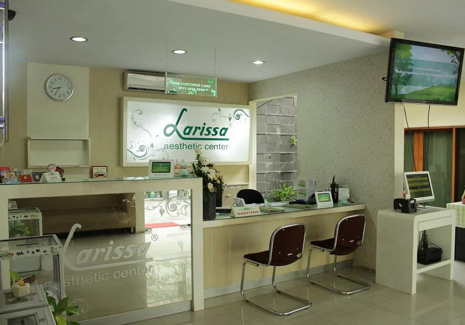 Larissa Aesthetic Center Yogyakarta