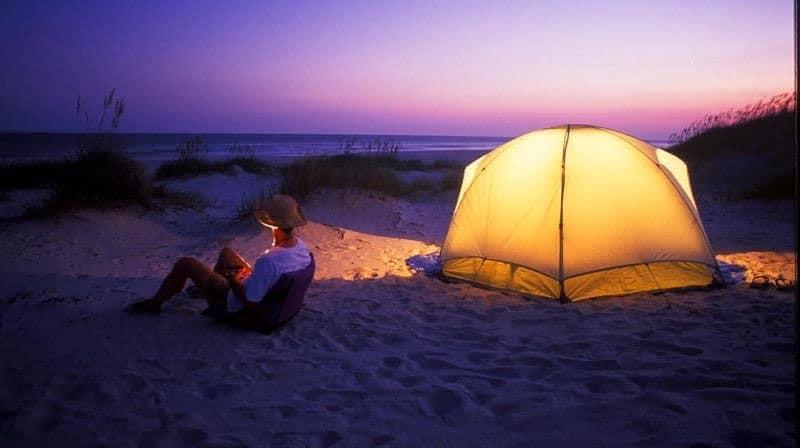 6 Rekomendasi Camp Pantai Jogja, Nikmati Ketenangan di tengah Pemandangan Indah