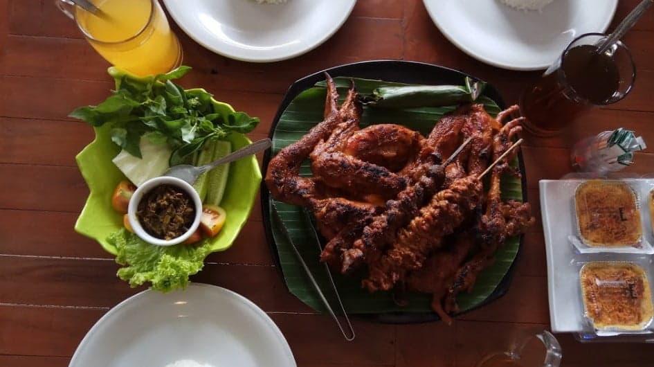 Ayam Panggang 3 Berku