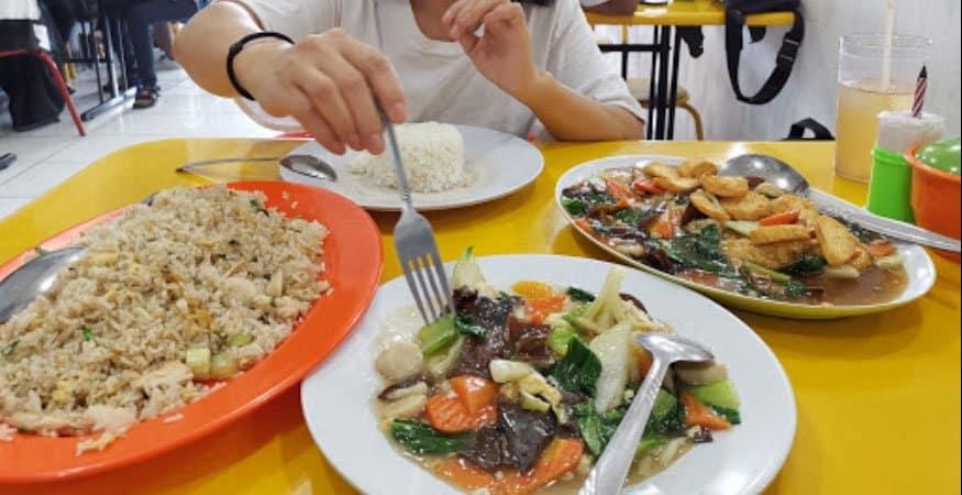 Blengerr Rumah Makan Chinese Food Halal di Jogja
