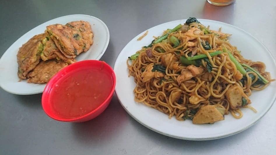 Lie Djiong Rumah Makan Chinese Food Jogja