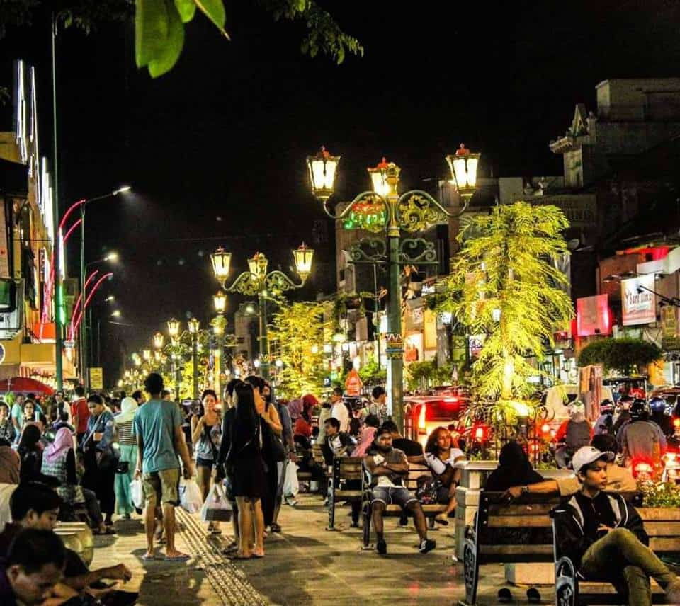 Rekomendasi 4 Wisata Malam Malioboro Ukir Kenangan Di Tempat