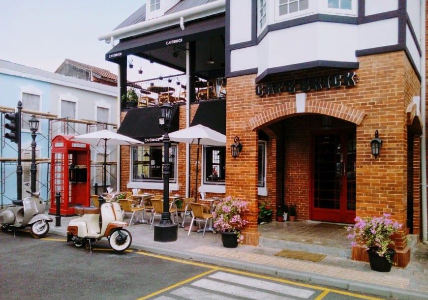 Cafe Brick Jogja