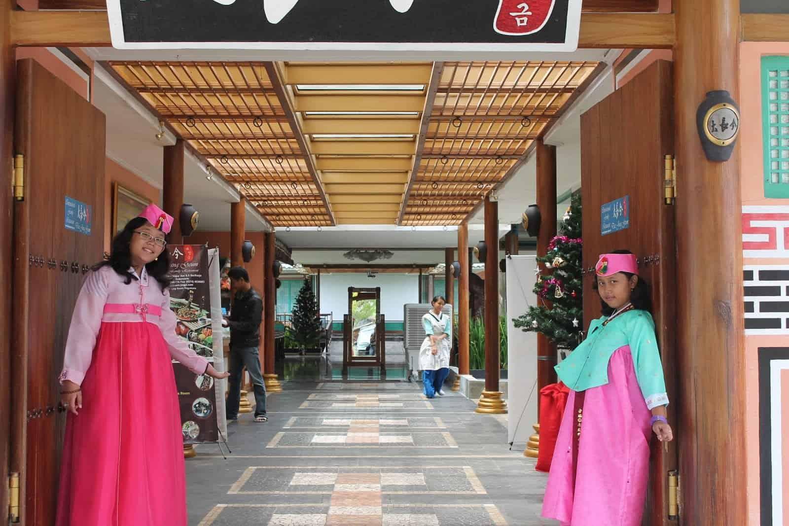 Rumah Makan De Jang Geum