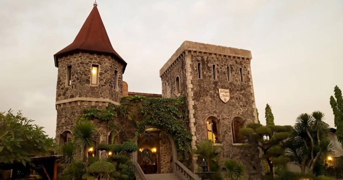 Soragan Castle Jogja