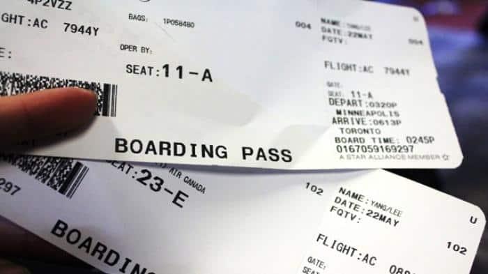 Siapkan Tiket Perjalanan