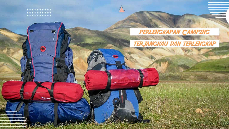 7 Rekomendasi Tempat Sewa Alat Camping Di Jogja 2020