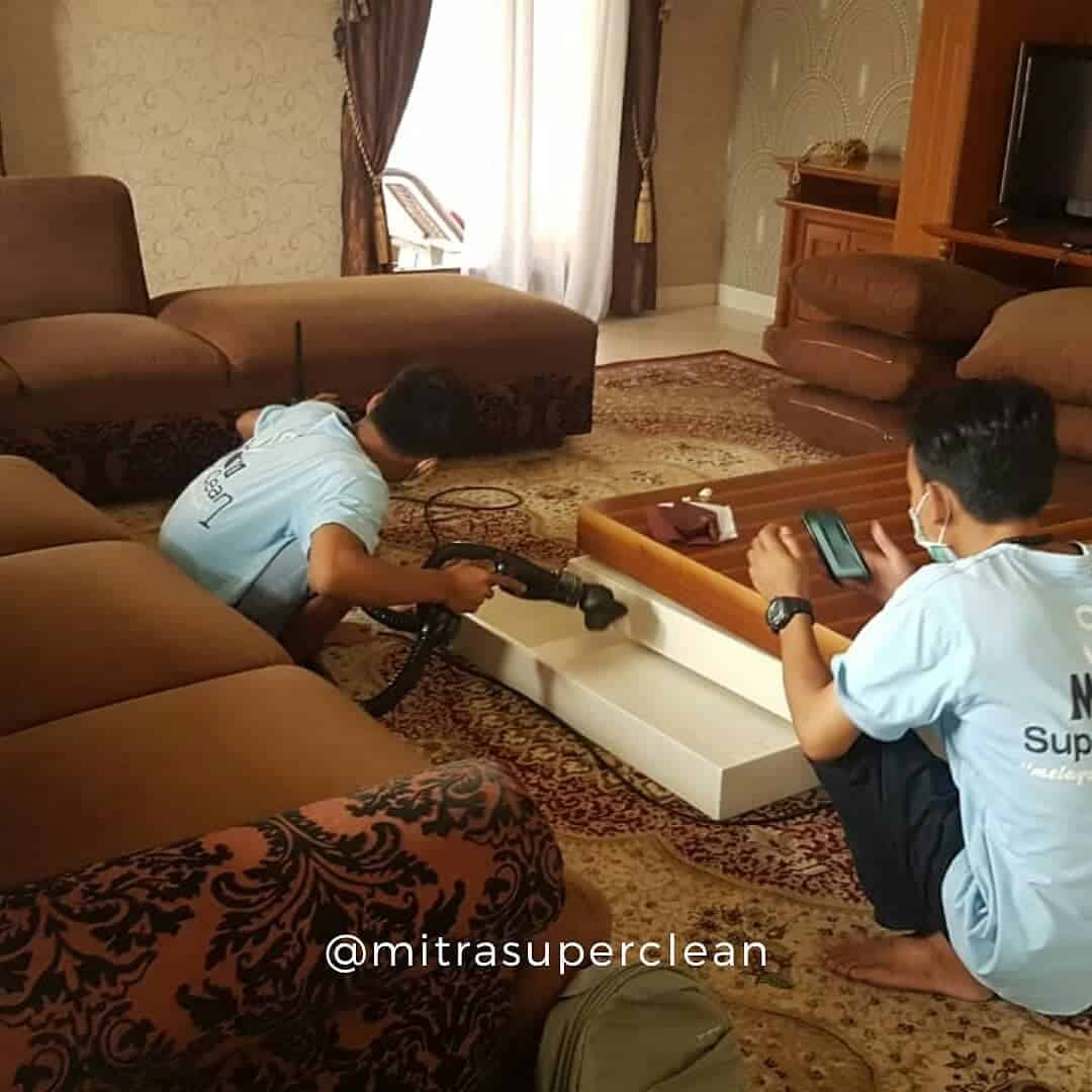 Mitra Super Clean - Laundry Sofa, Springbed, Karpet Jogja