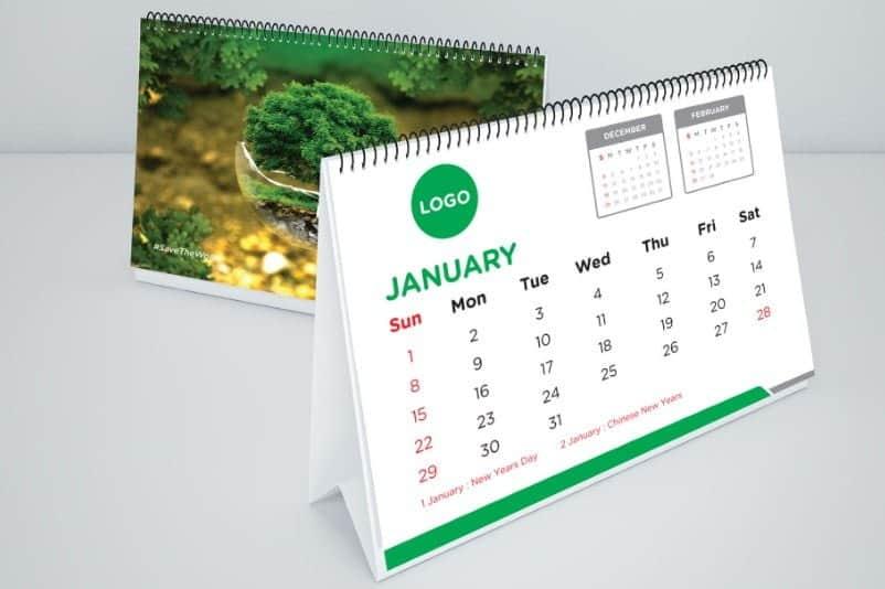 5 Rekomendasi Cetak Kalender Murah di Jogja