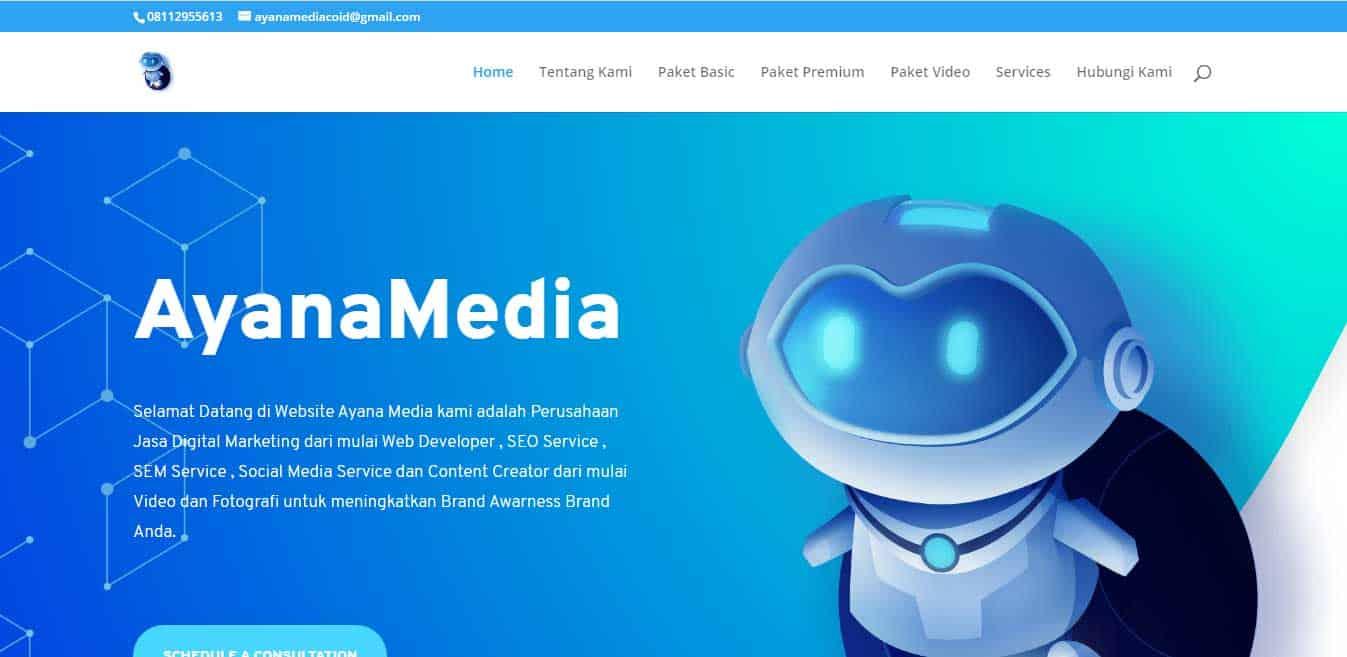 Ayana Media Yogyakarta