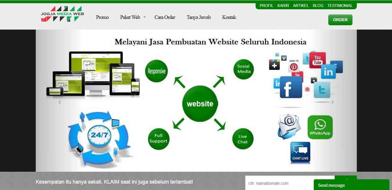 Jogja Media Web