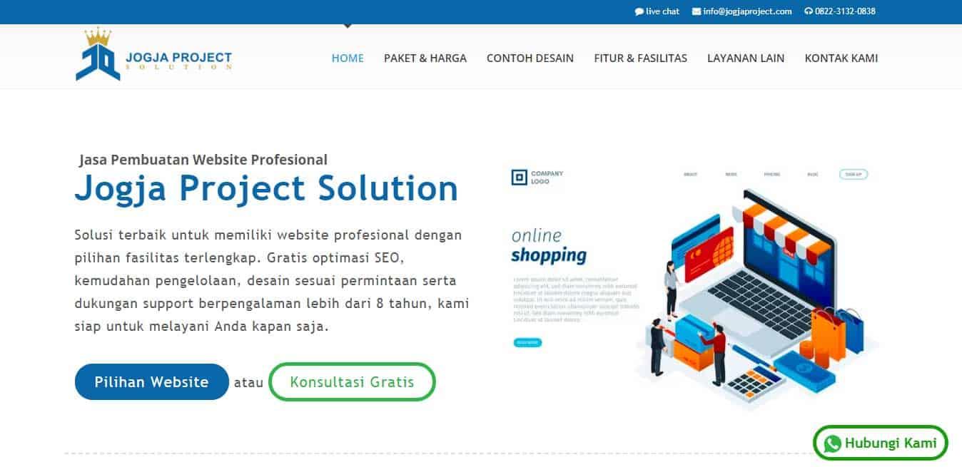 Jogja Project Solution Yogyakarta