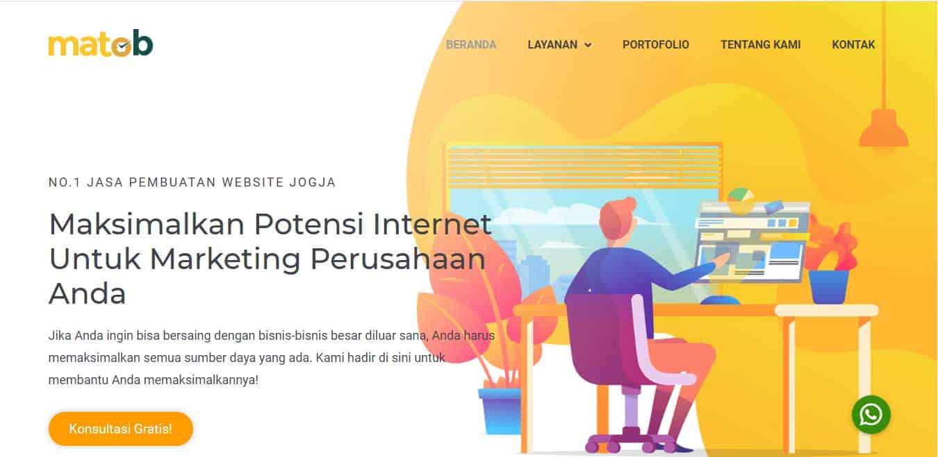 Matob Creative Studio Yogyakarta