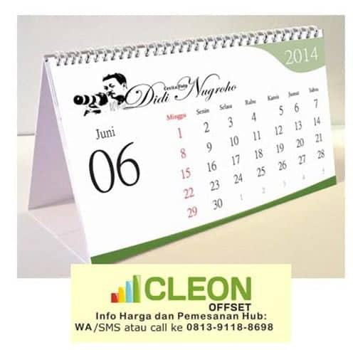Percetakan Kalender Cleon