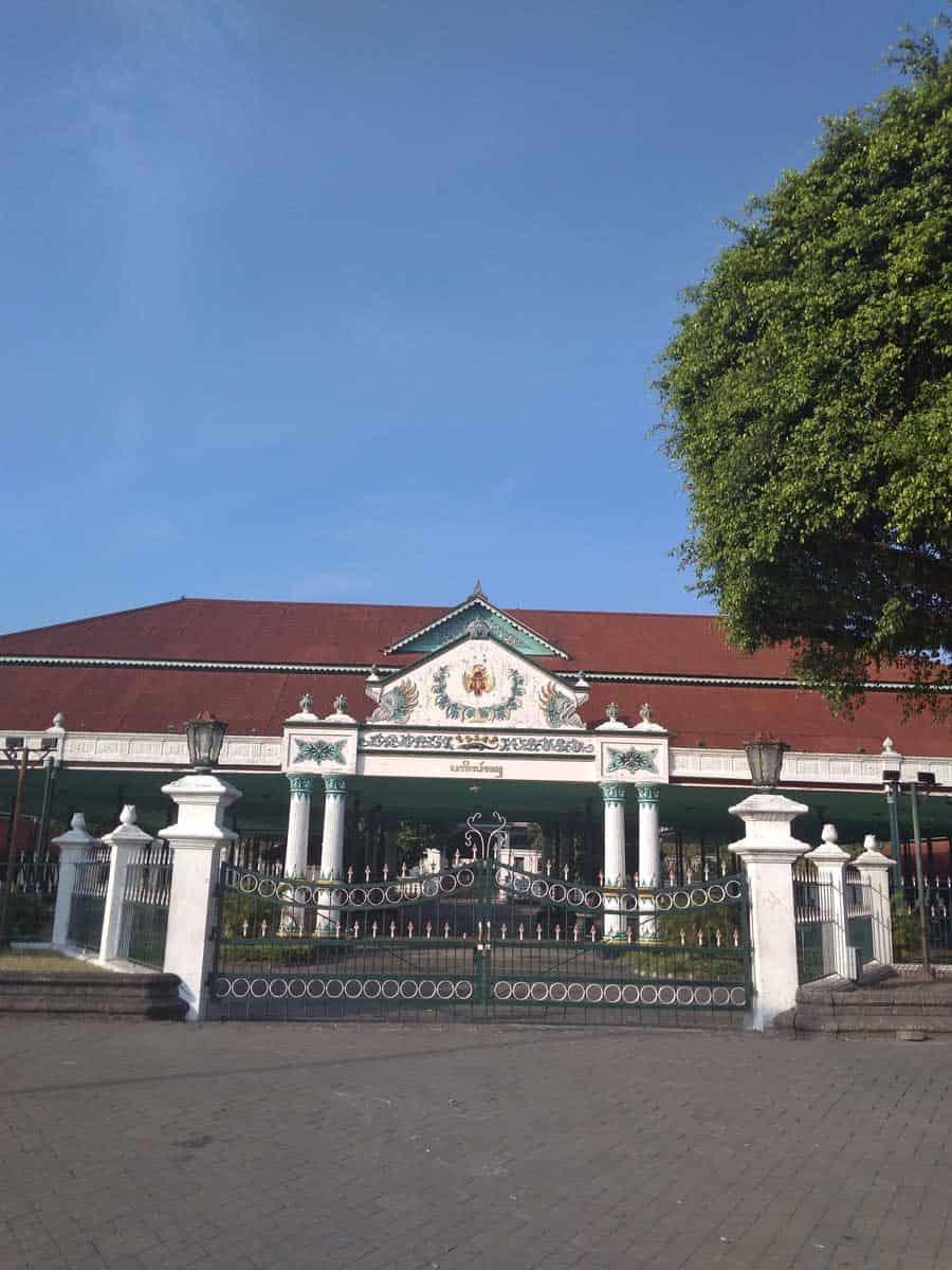 Rute Lari di Keraton Yogyakarta dan Malioboro