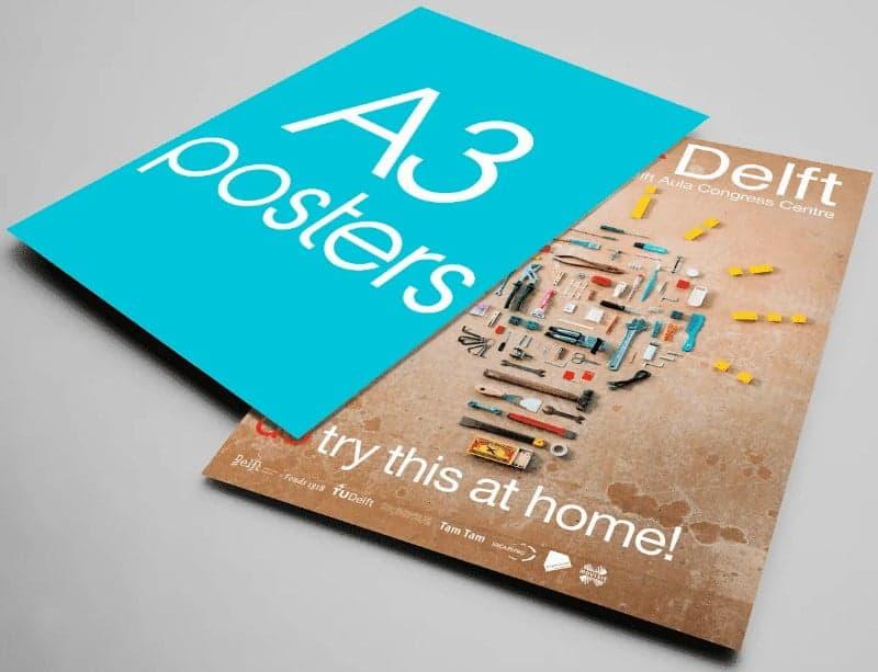 4 Rekomendasi Cetak Poster di Jogja