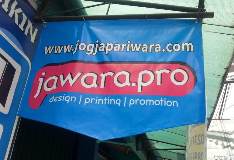 Percetakan JAWARA pro Jogja Cetak Nota