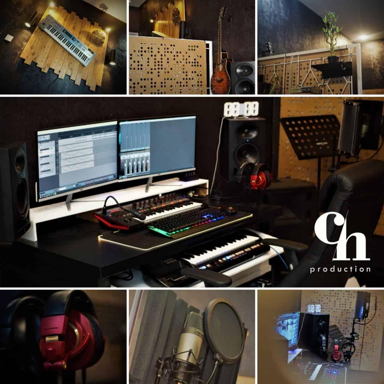 CHproduction Studio Rekaman di Jogja