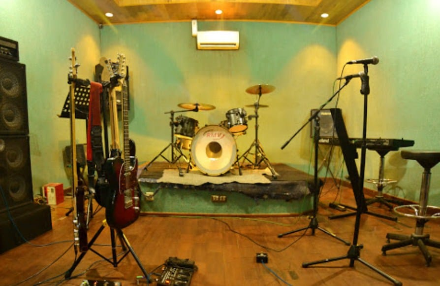 Charlie Studio Music & Recording Jogja