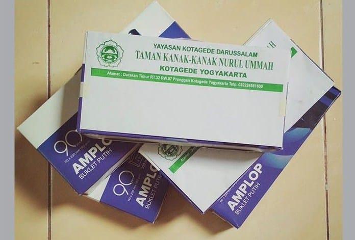 Creative Media Yogyakarta - Cetak Amplop