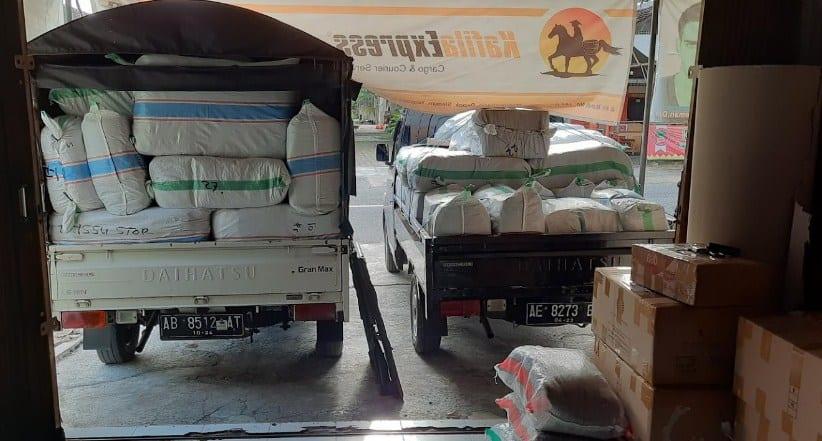 Kafila Express Cargo Jogja Sleman