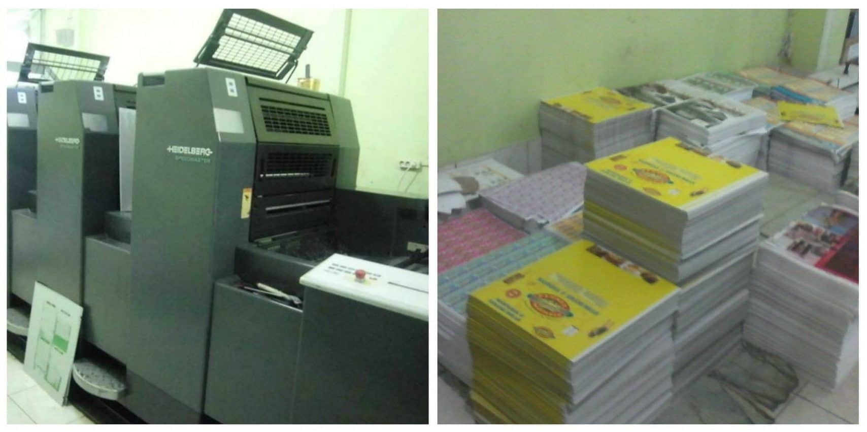Mangrove Printing - Cetak Buku Online Jogja