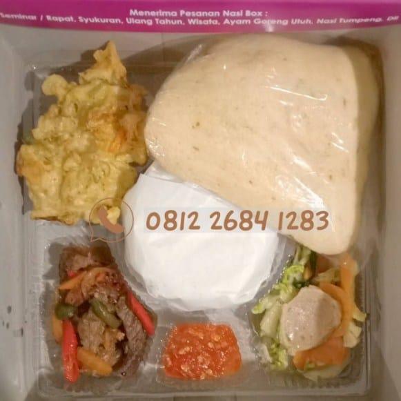 Catering Nasi Box Jogja MBC Sleman