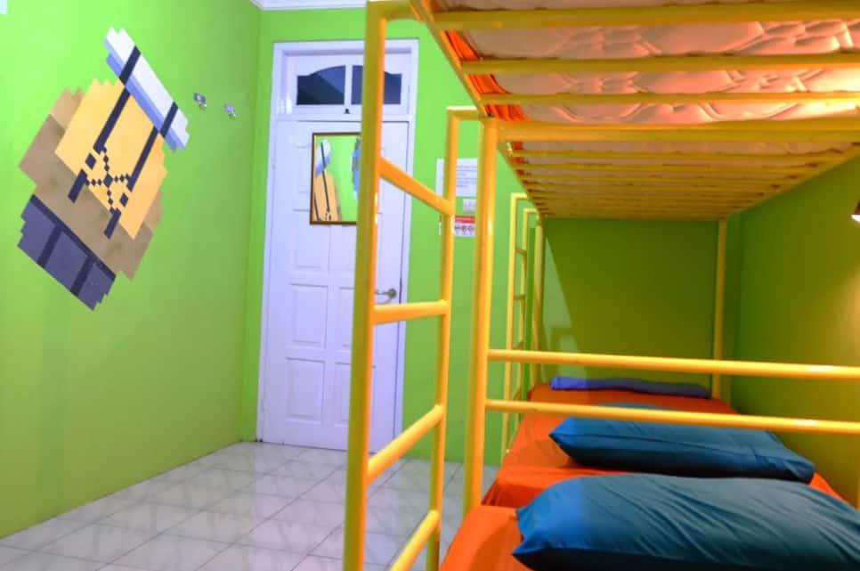 Bunk Bed and Breakfast Yogyakarta