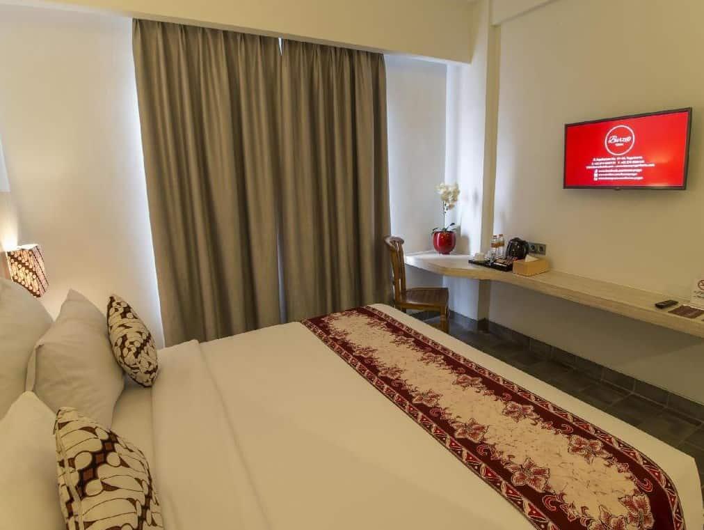 Burza Hotel Yogyakarta dekat Alun Alun Selatan Jogja