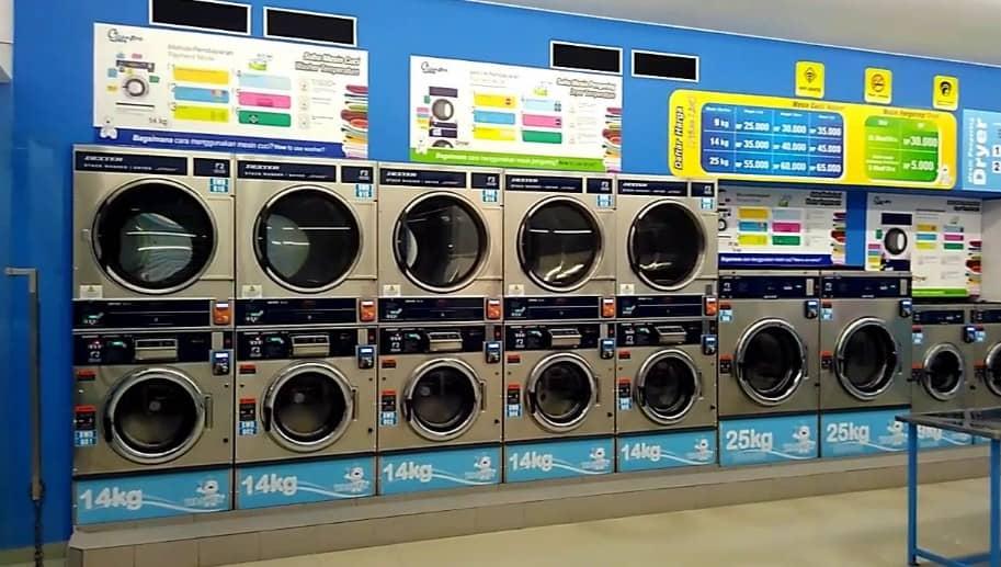 Cleanpro express laundry Jogja