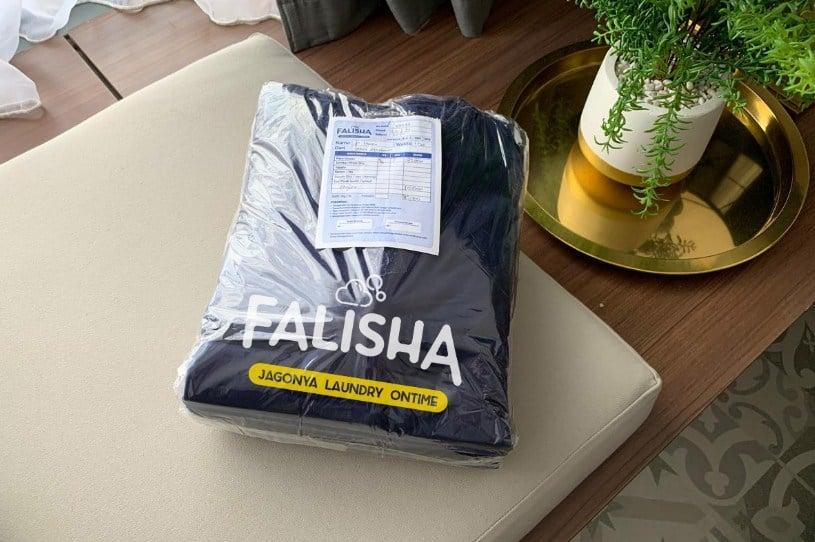 Falisha Laundry Express Jogja