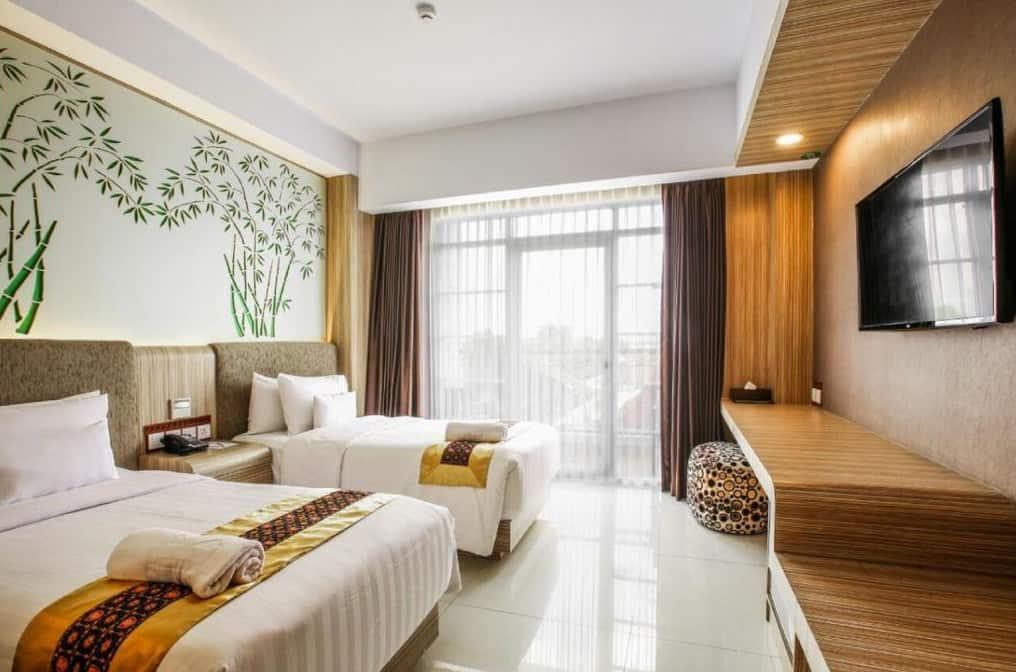KJ Hotel Yogyakarta dekat Alun Alun Selatan Jogja