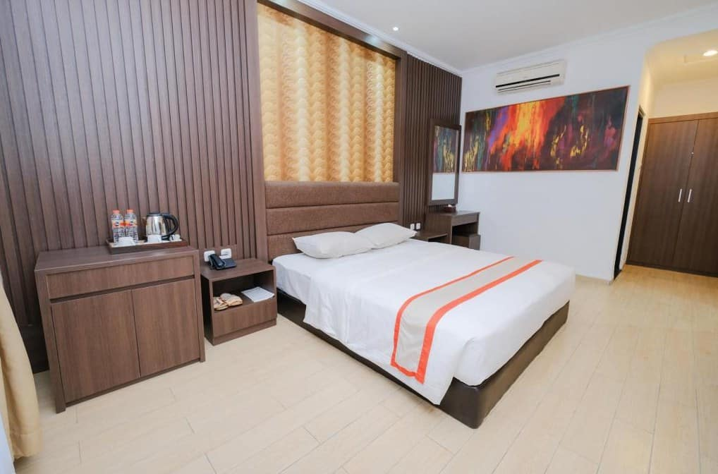 The Grand Palace Hotel Yogyakarta dekat Alun Alun Selatan Jogja