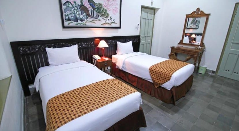 The Kresna Hotel dekat Alun Alun Selatan Jogja