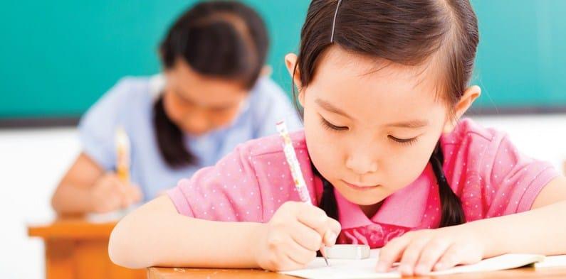 Tes Kesiapan Masuk Sekolah Dasar