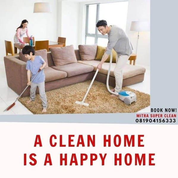 Mitra Super Clean, Jasa Cuci Karpet Permadani Jogja