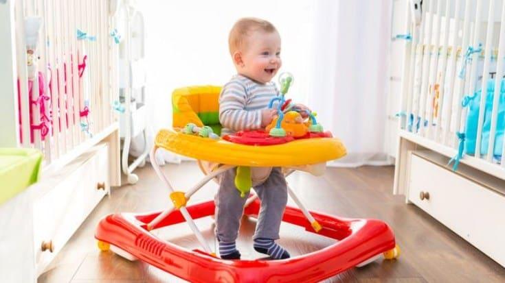 Rekomendasi Tempat Sewa Baby Walker di Jogja